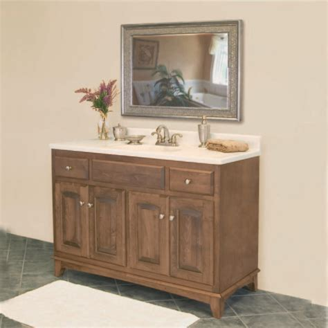 Country Bathroom Vanities » Home Design 2017
