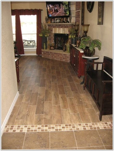 tile and wood floor transition ceramic tile wood floor transition tiles home