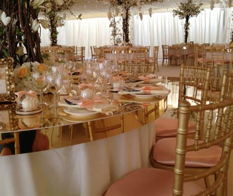 table and mirror gold mirror dining table furniture4events