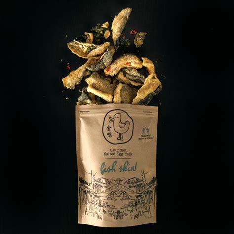 Golden Egg Fish Skin singapore s golden secret