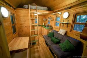 Tiny House Square Footage by Life In 120 Square Feet Tiny House Giant Journey S Trip
