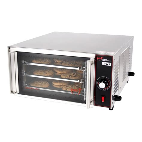 Commercial Countertop Ovens by Wisco 520 Stainless Steel Commercial Counter Top Cookie