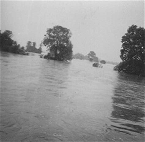 Mittel Gegen Elstern by Hochwasser Wei 223 E Elster 1954 Elsteraue Groitzsch Pegau