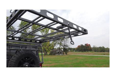 lod roof rack install jeep jk 4dr lod easy sliding roof rack rear retractable