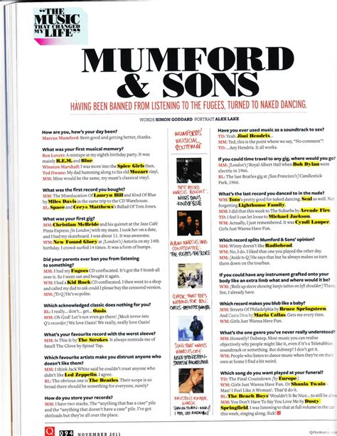 magazine layout q a 16 best images about interview layouts on pinterest