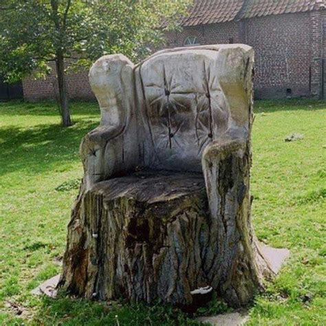 tree trunk stool nz 9 best images about tree stump chairs on