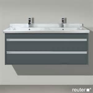 Bathroom Vanities In Stock Duravit Ketho Vanity Unit For Double Washbasin Graphite
