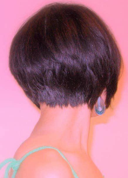 layered wedge haircut back view short hairstyle 2013 layered wedge haircut back view short hairstyle 2013