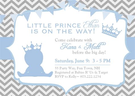 Boy Baby Shower Sayings by Image For Baby Boy Baby Shower Invitations Sayings