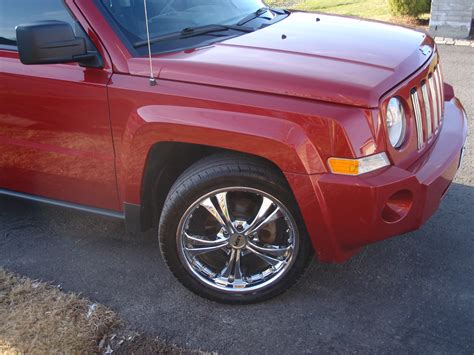 red jeep patriot black rims 100 red jeep patriot black rims aev pintler wheel