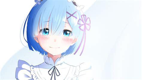 anime movil zero 961 rem re zero fondos de pantalla hd fondos de