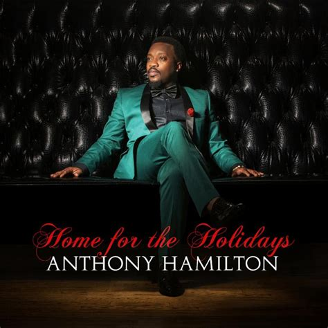 anthony hamilton to release album