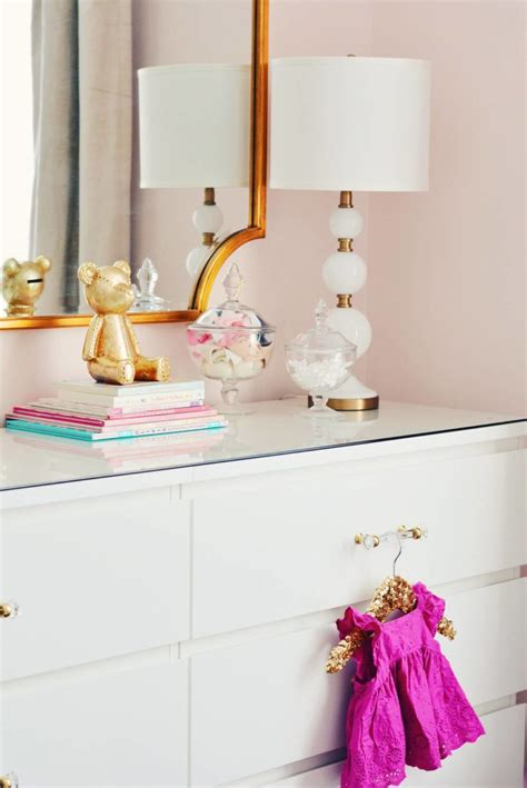 ikea pink malm dresser a super easy ikea dresser hack the pink dream