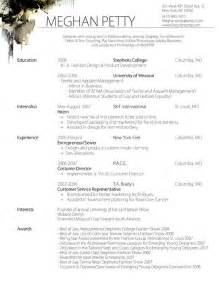 fashion resume templates 1000 ideas about fashion resume on fashion cv