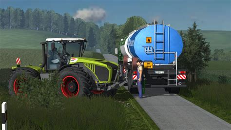 Gas Ls by Fuel Tank Truck H97 Aral V 2 0 For Fs 2015 Mod