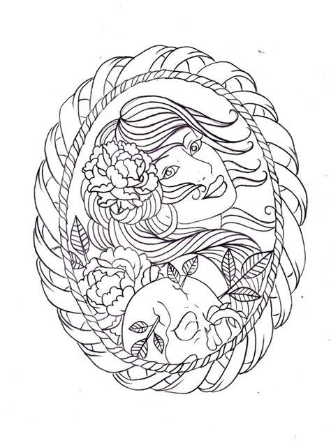tattoo frame design frame design 2 by nevermore ink on deviantart