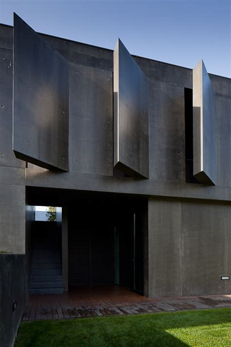 Cedar Homes Floor Plans world of architecture black concrete house by pitagoras