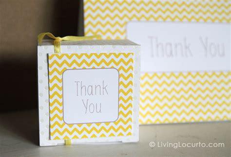 free printable yellow gift tags free printable thank you card tags yellow chevron
