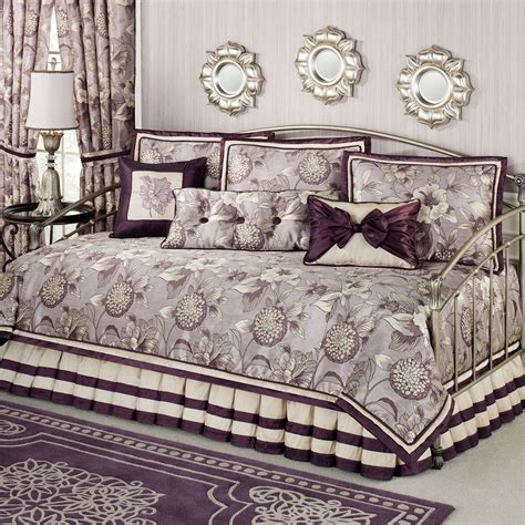 Day Bed Comforter Sets Daybed Sets Bedding Evermore Almond Daybed Bedding Set Floral Trellis Daybed Bedding Daybed