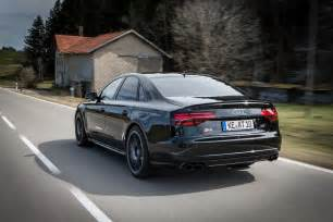 Audi S8t Abt Turns The Audi S8 Plus Into A 705ps Cruise Missile