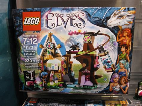 Lego Elves 41173 Elvendale School Of Dragons Trainer Baby toys n bricks lego news site sales deals reviews mocs new sets and more