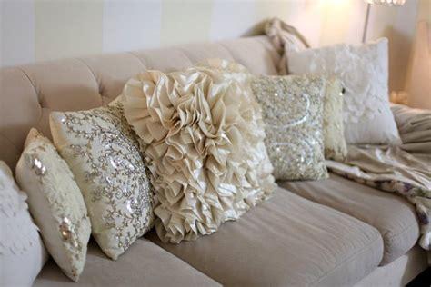 decorative bedroom pillows 17 best ideas about sofa pillows on pillow arrangement living room pillows