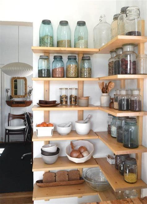 open kitchen storage 20 practical kitchen corner storage ideas shelterness