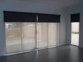 Sliding Patio Doors With Blinds by Gallery For Gt Roller Blinds For Sliding Glass Doors