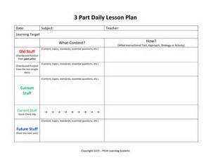 Writers Workshop Lesson Plan Template by Doc 585700 Sle Blank Lesson Plan Template Blank