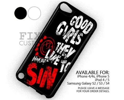 Iphone Iphone 5s Blink 182 Logo Cover blink 182 quotes quotesgram