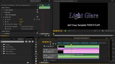 free premiere templates free program adobe premiere cs5 title templates