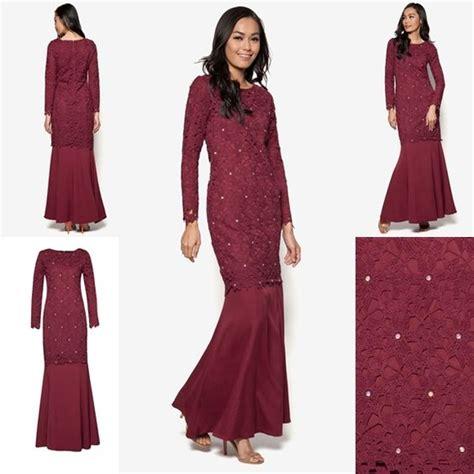 Baju Kurung Style Terkini trend baju kurung moden hari raya 2016 fesyen trend terkini baju kurung and trends