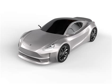 New Tesla Model R by Tesla Model R Inspired From The New Model 3 Teslamotors