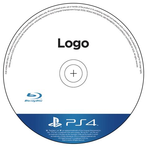 Ps4 Disc Template Psd File By Dash1412 On Deviantart Disc Cover Template