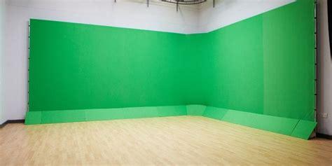 green screen   zoom meeting
