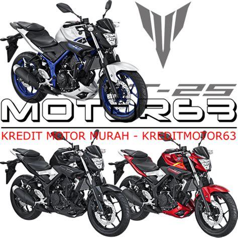 Kaos Motor Yamaha Mt 25 Murah yamaha mt 25 harga kredit motor murah