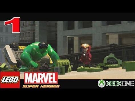 lego tutorial xbox lego marvel super heroes part 1 sand central station