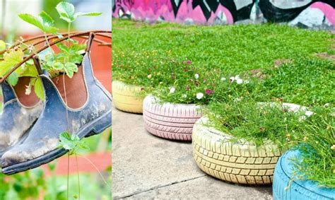 idee per arredare il giardino fai da te idee fai da te per il giardino come arredarlo a costo