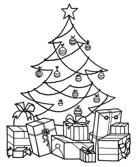 arbol de navidad para calcar 193 rboles de navidad para colorear 7 pasos