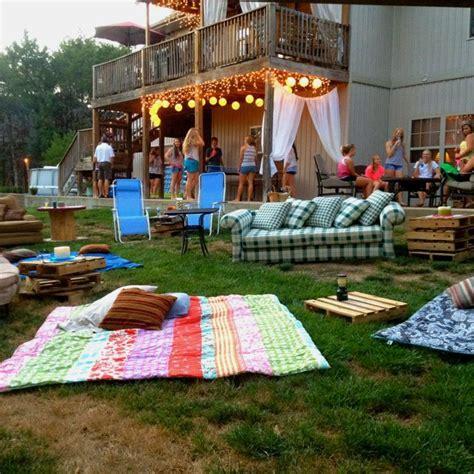 Backyard Sweet 16 Ideas by 17 Best Ideas About Outdoor Sweet 16 On