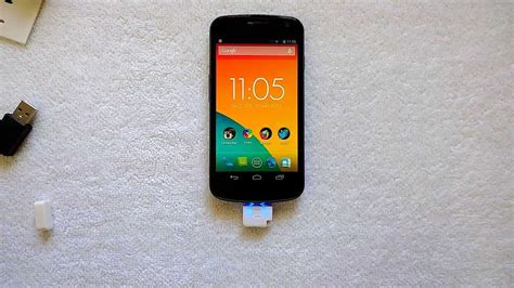 how to make phone read sd card mini microsd card reader for android phones using microusb