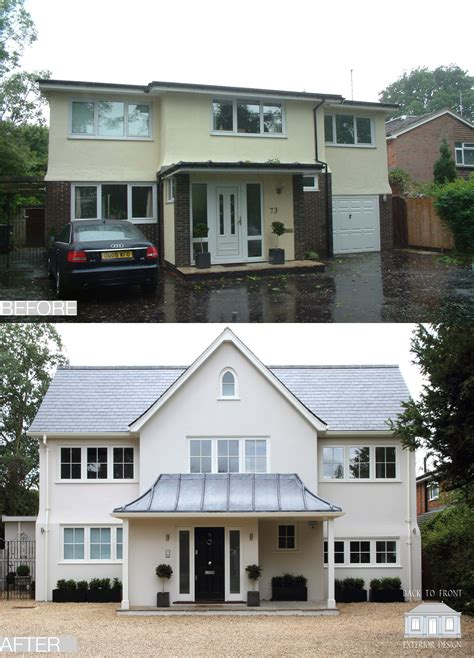 tring project    front exterior design ugly