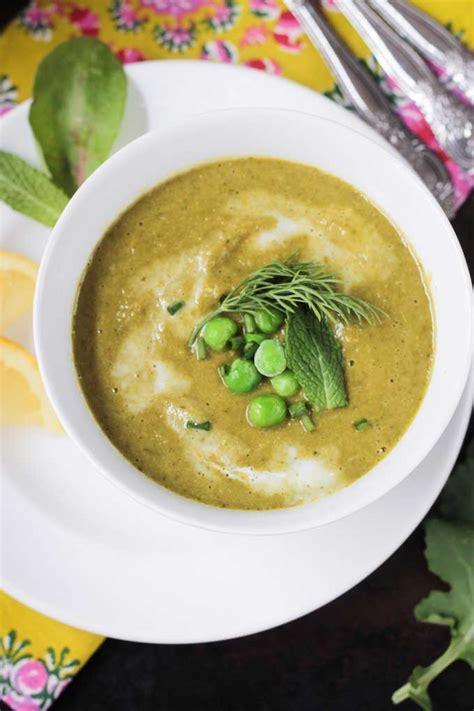 Green Vegetable Soup Detox by Velvety Green Vegetable Soup Dairy Free Veggie Inspired