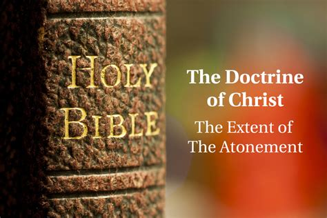 five views on the extent of the atonement counterpoints bible and theology books the extent of the atonement living bible church