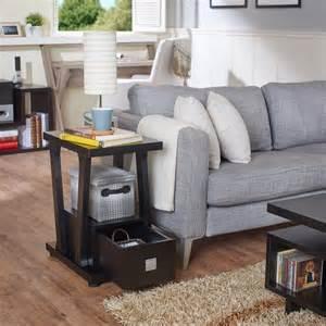 black living room end tables black end tables living room set of 2 black end accent