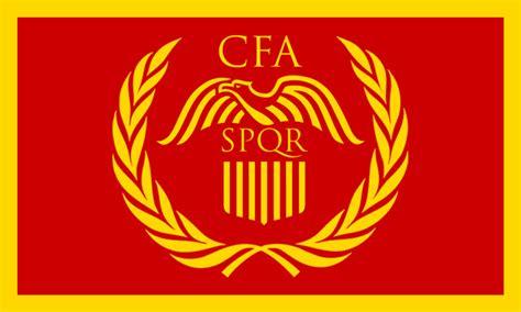 ancient roman empire flag roman empire american flag by bullmoose1912 on deviantart