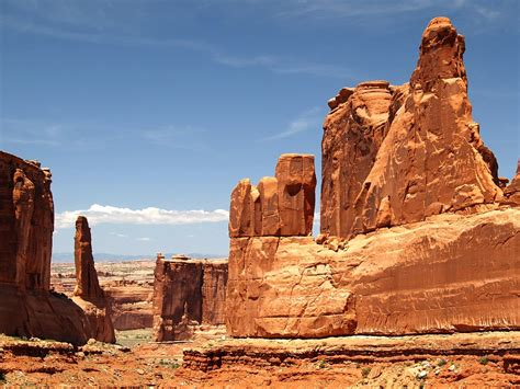 free photo arches national park utah usa free image