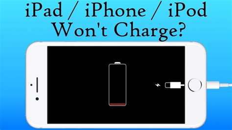 won t charge iphone won t charge ipod won t charge bad apple lightning cable