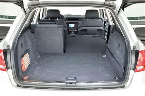 Kofferraumvolumen Audi A4 Avant by Ist Weniger Mehr Audi A4 Avant Gegen A3 Sportback