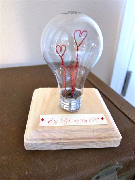 Handmade Light Bulbs - saleena diy light bulb
